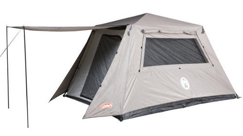 The Coleman 6 Person Instant Up Tent