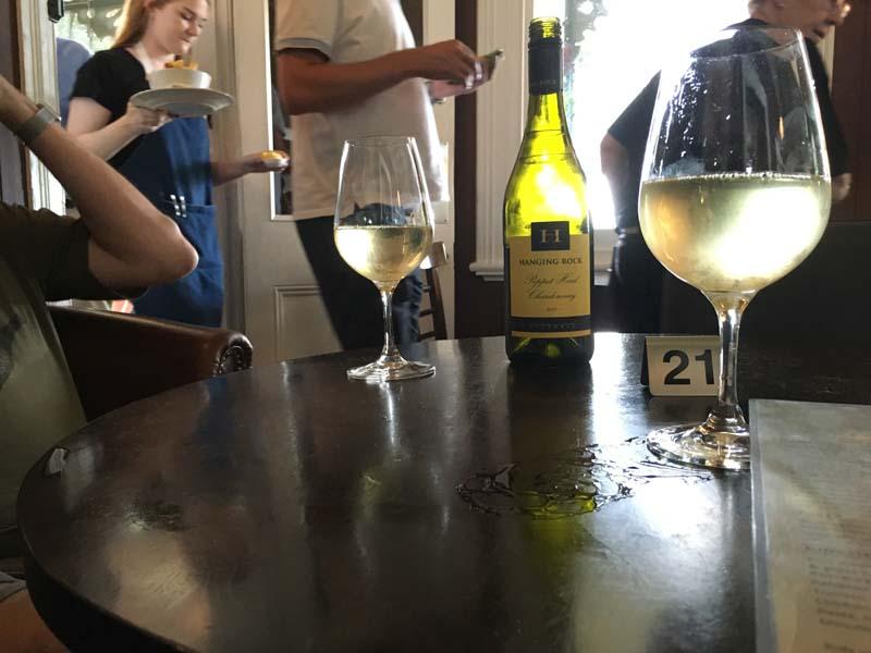 Wine Daylesford Hotel