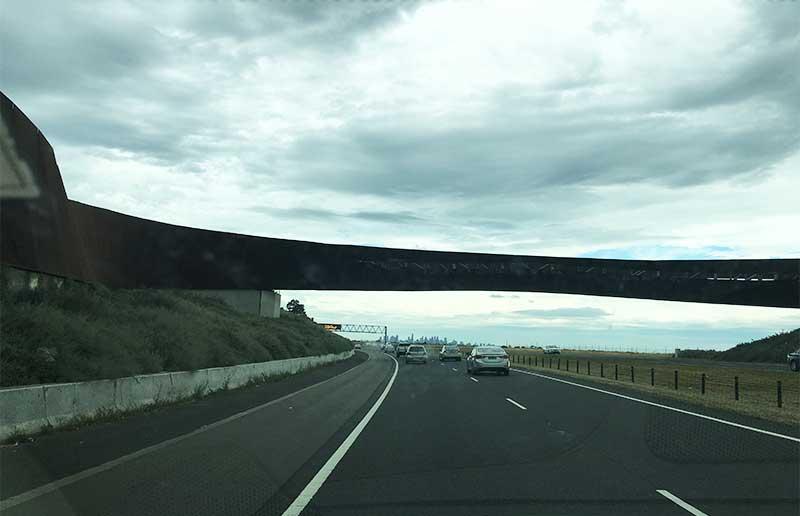 Bright to Melbourne drive